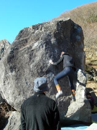 米粒岩/米粒4級