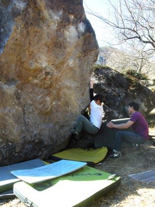 米粒岩/米櫃4級